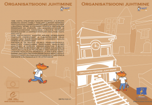 Organisatsiooni_juhtimine