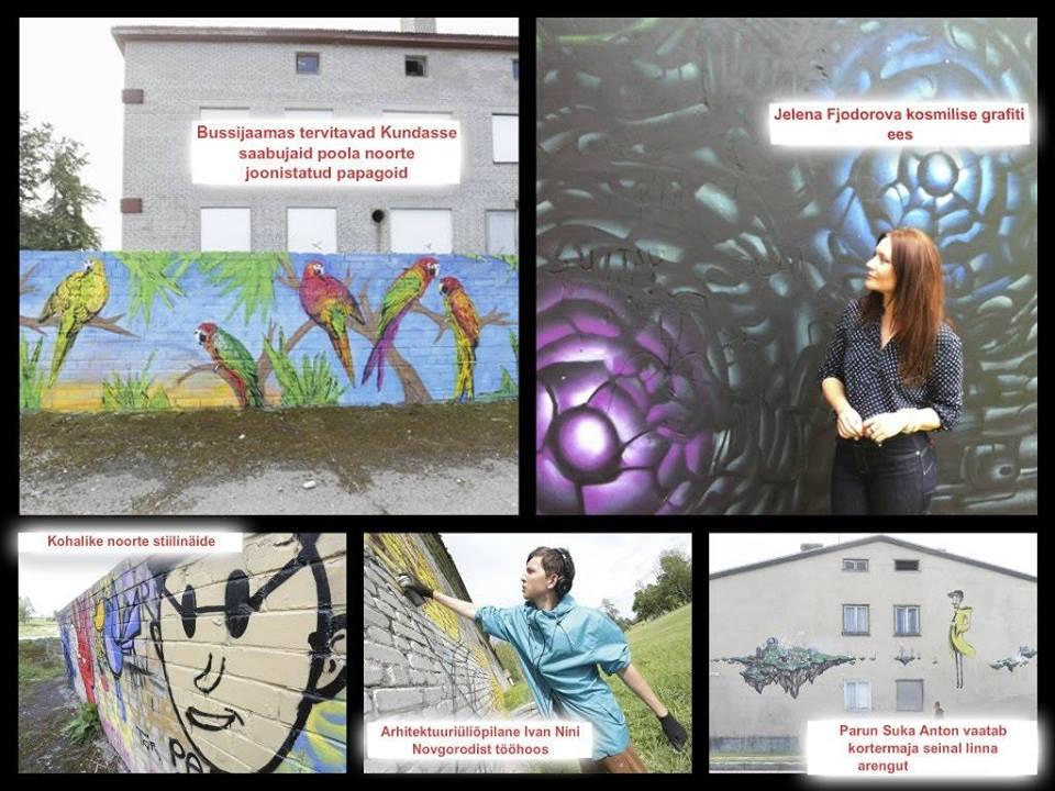 kunda street art